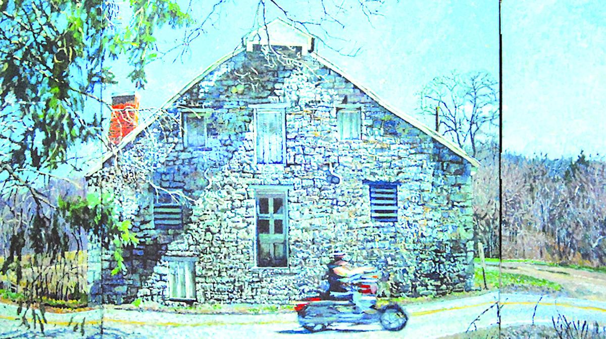 Artwork by Bedford County painter, innovator in museum display ...