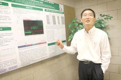Bioinformatics: Technology that 'underpins' research