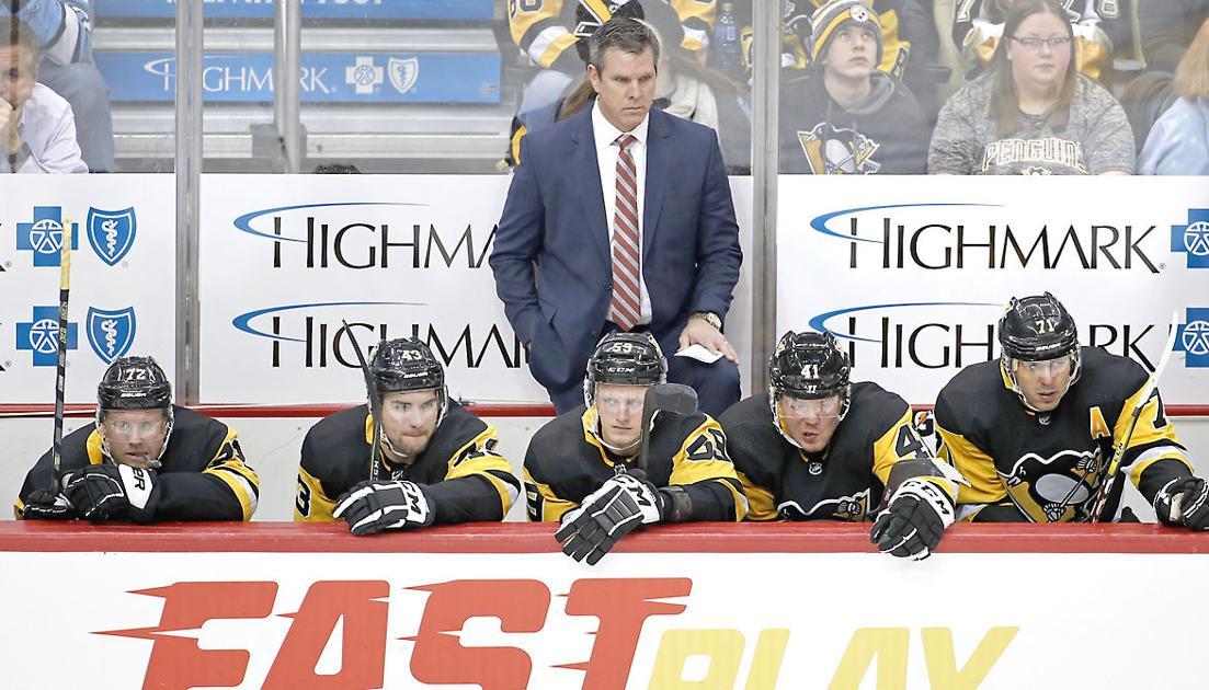 Penguins coach to speak  on leadership in Johnstown