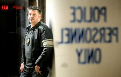 Johnstown police officer suspended, accused of sexual