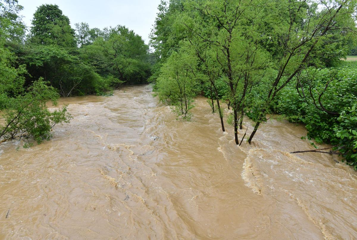 Barr Township flooding