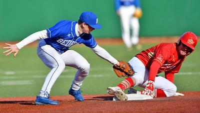Bedford-Bishop McCort baseball
