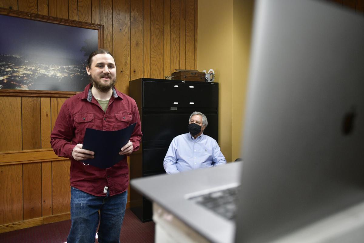 Johnstown Poet Laureates