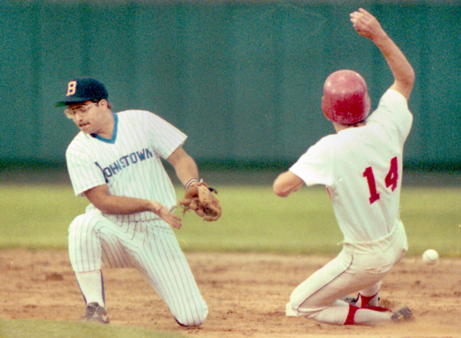 Johnstown vs. Russia baseball-May 18, 1991