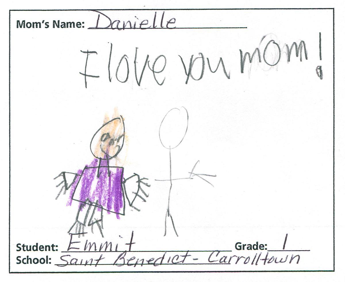 St. Benedict-Carrolltown 1st Grade | Emmit.JPG