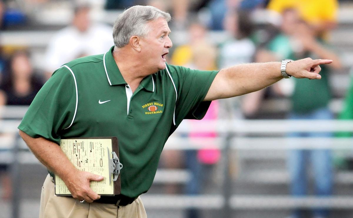 Don Bailey Bailey back as head coach in Lantzy game for fifth time
