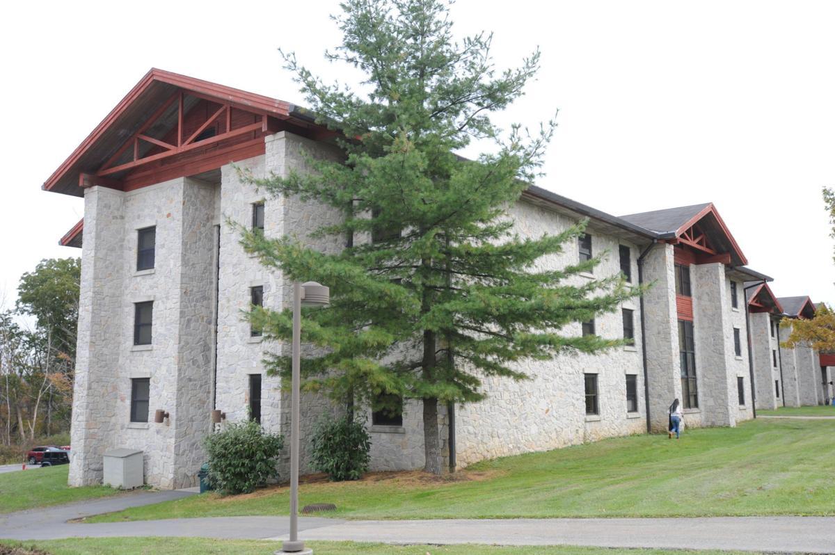 Living Learning Center dorms