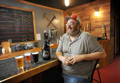 Tapping a 'coaled' one: Ebensburg brewery celebrates mining heritage