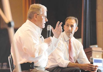 Republican gubernatorial candidate boost education plan in Johnstown