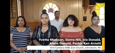 First Cambria A.M.E. Zion Church