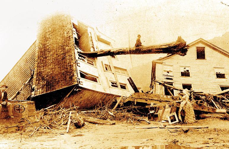 Johnstown Flood 1889