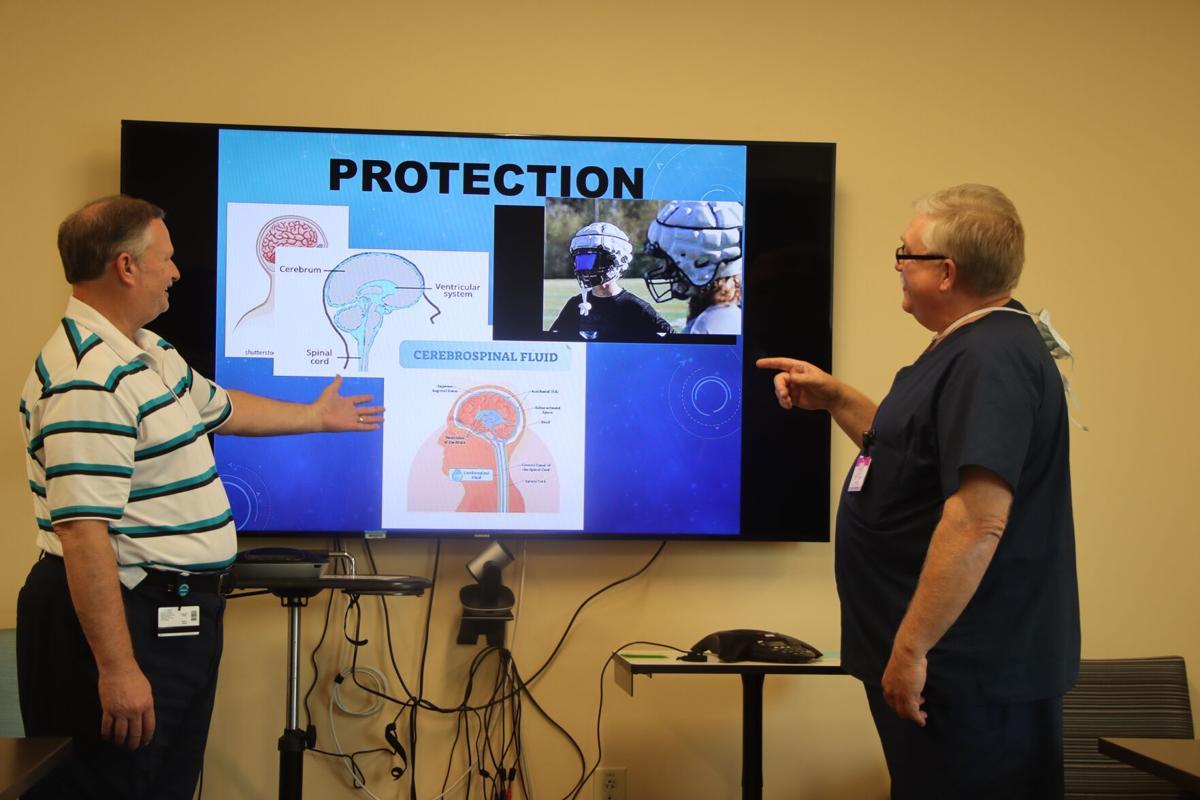 Preventing concussions