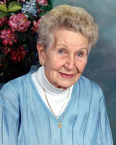 Mary McCaffrey Obituary Photo