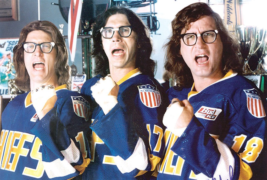 'Boys are Back in Town' for 'Slap Shot' 40th anniversary ...  'Boys are B...