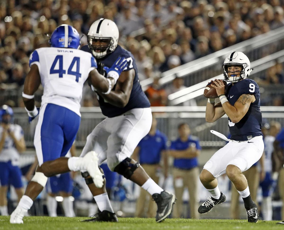 Penn State football | McSorley: Lions look to 'keep