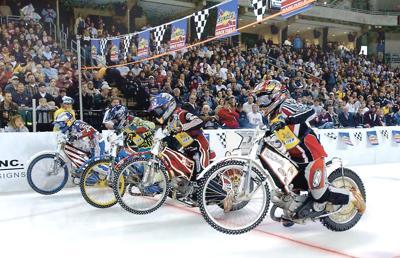 Xtreme International Ice Racing