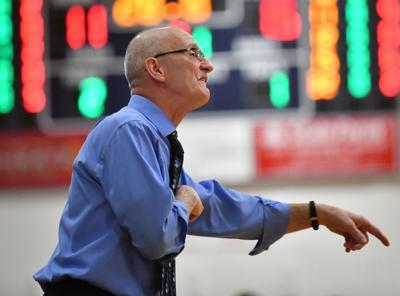 Scholastic basketball roundup | Bishop Carroll coach Bob ...