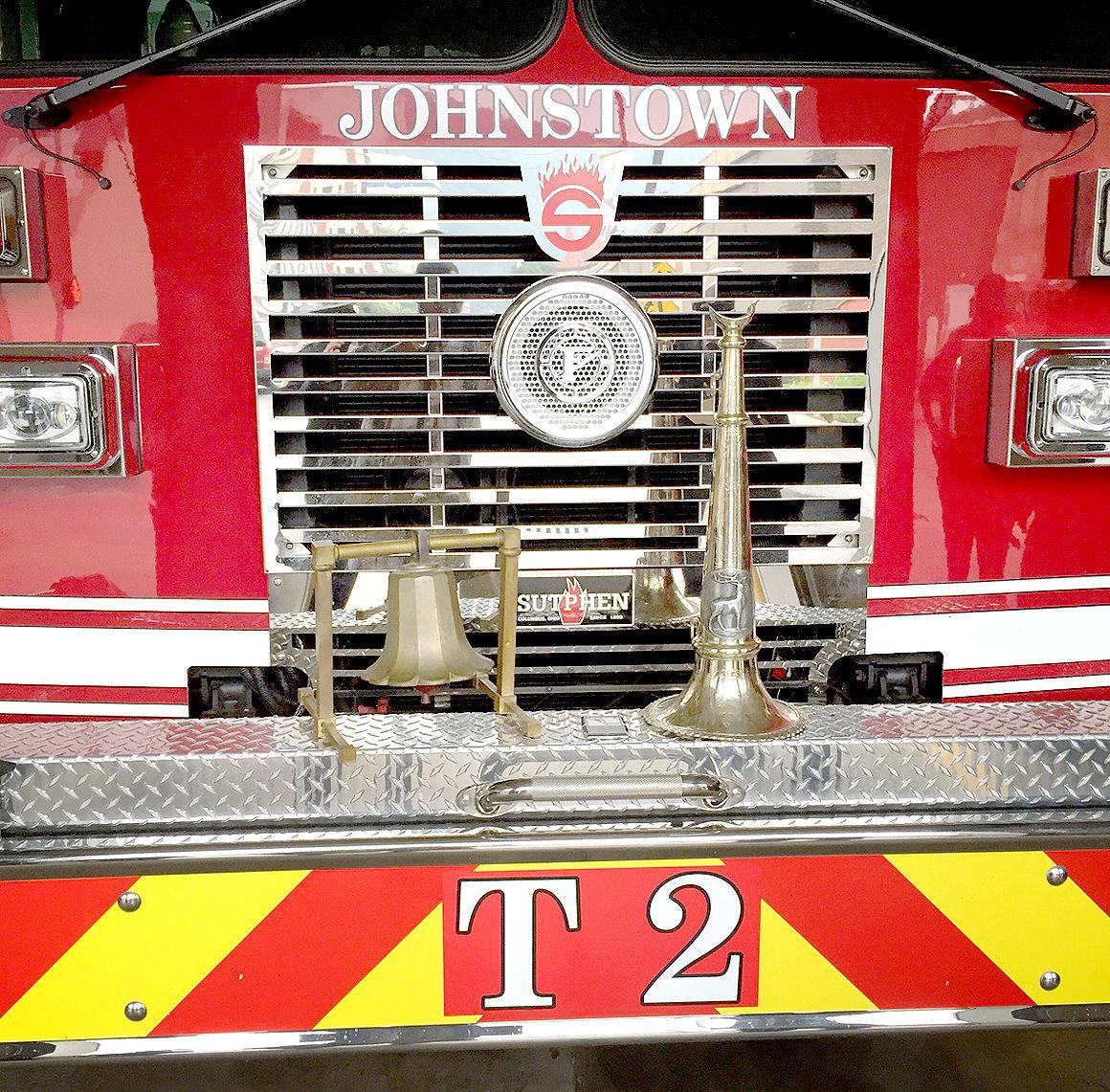 Johnstown fire bell