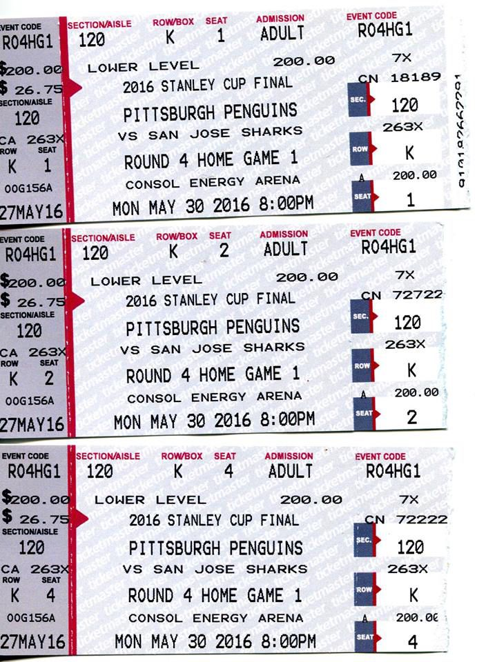 Penguins Fans Fall Prey To Stanley Cup Final Ticket Scam Local - Map us stanley cup penguins sharks