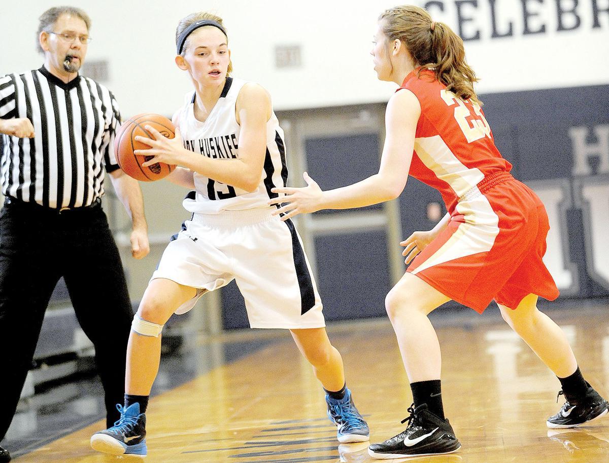 Bishop McCort girls conquer Bishop Carroll | Sports ...