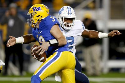 b51e05b6f04769 Pitt falls to North Carolina, sees bowl hopes dwindle | Pennsylvania ...