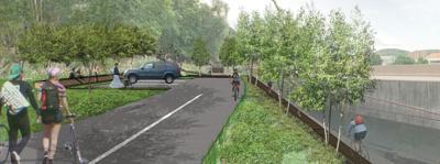 Sliver Park in the future