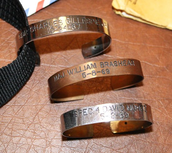 Pow Mia Bracelets Prompt Search For Military Families News Tribdem