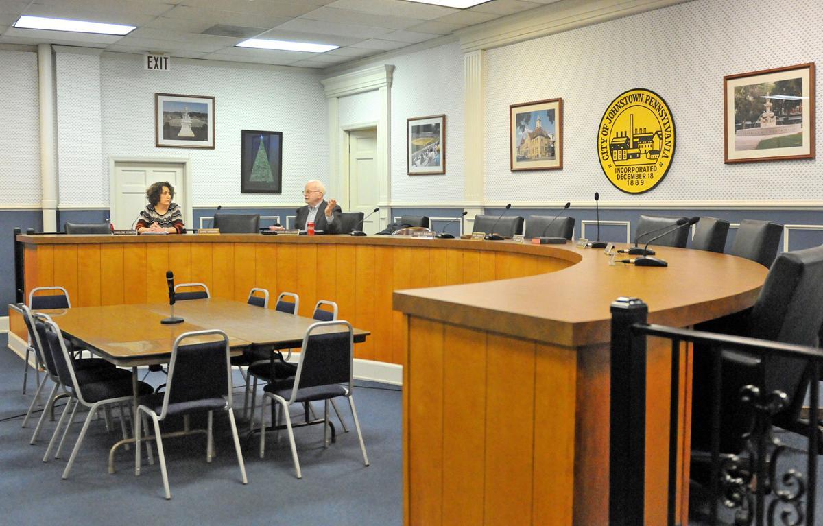 Johnstown Council Stanton Williams