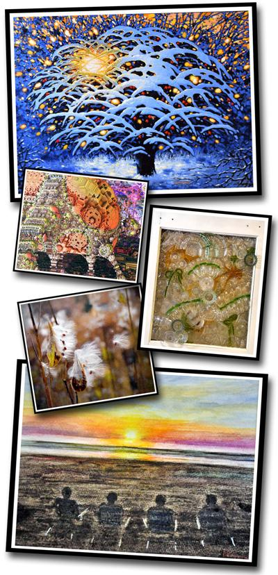Allied Artists of Johnstown's summer exhibition