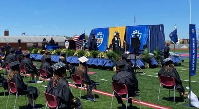 Pitt-Johnstown graduation