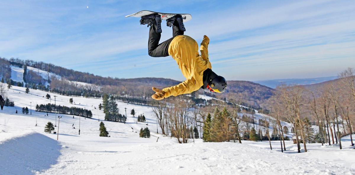 Hitting the slopes | Region\'s resorts offer many amenities ...
