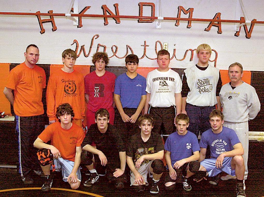 Team 7 - Hyndman Wrestling Team