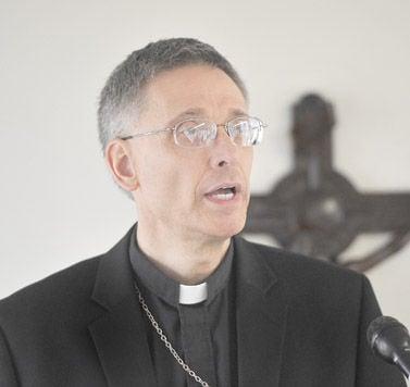 The Most Rev. Mark L. Bartchak