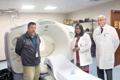 Radiation therapy is 'constantly updated'