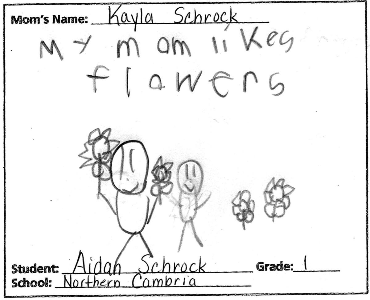 Mother's Day   Northern Cambria Elementary 1st Grade