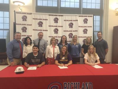 Richland signing/celebration ceremony –May 29, 2019