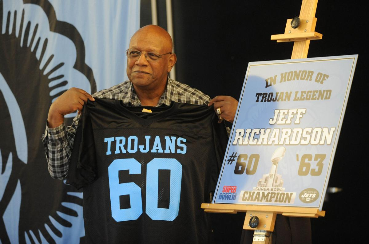 GJHS's Jeff Richardson Honored