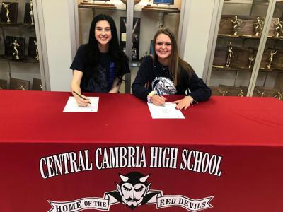 Central Cambria signing – May 21, 2019