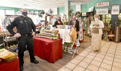 Christmas Craft & Vendor Shop