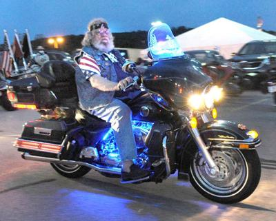 Thunder In The Valley   Parades showcase hot rides of