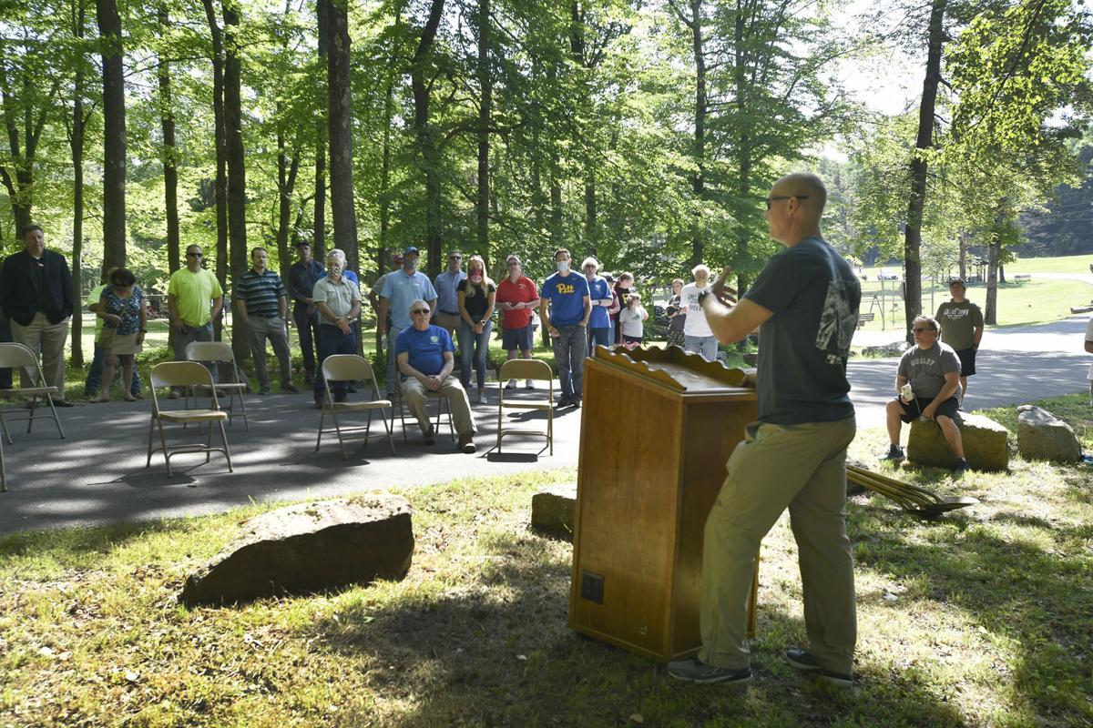 Duman Lake County Park trail extension