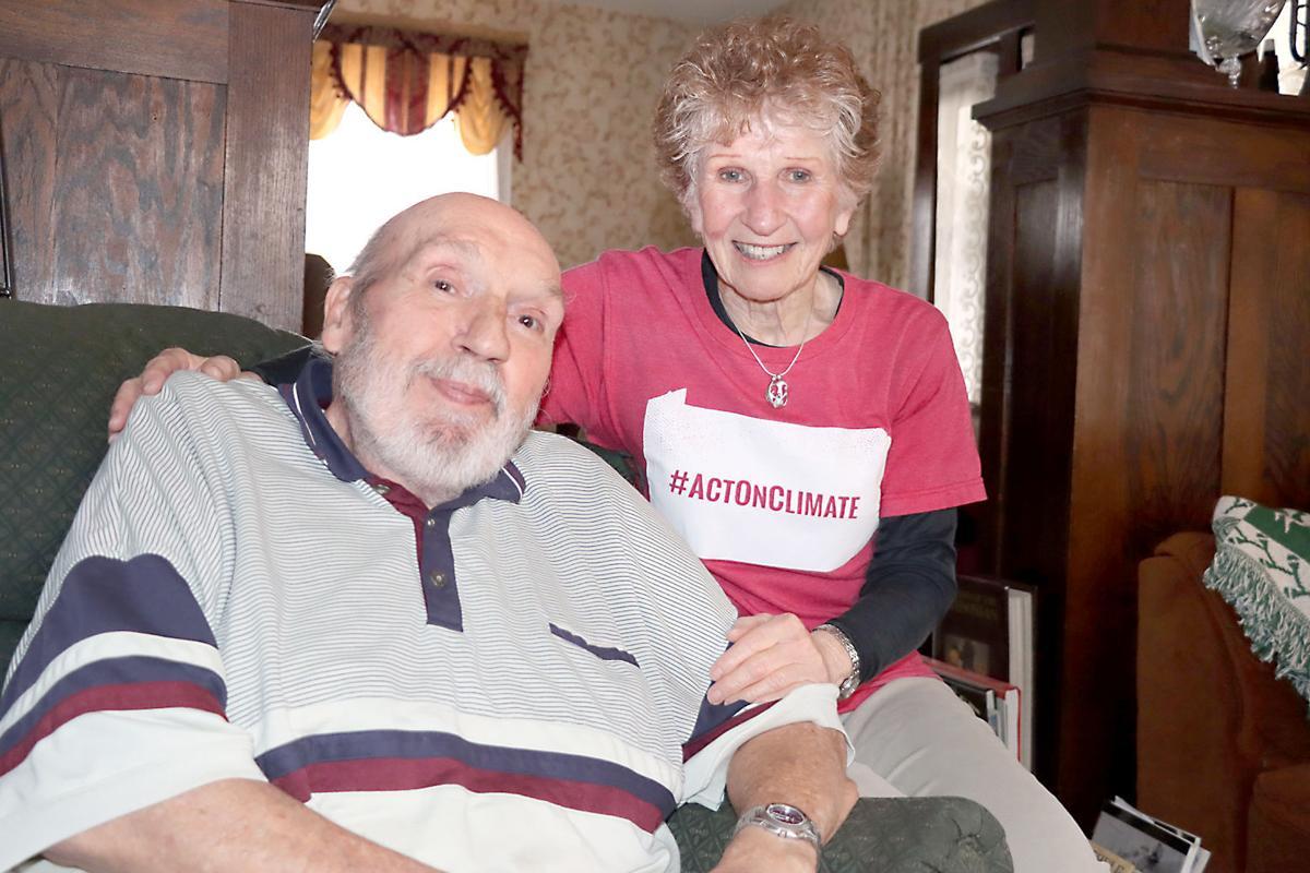 Patrick and Etta Albright