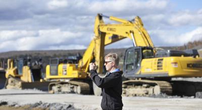 Ground broken for $700 million energy center