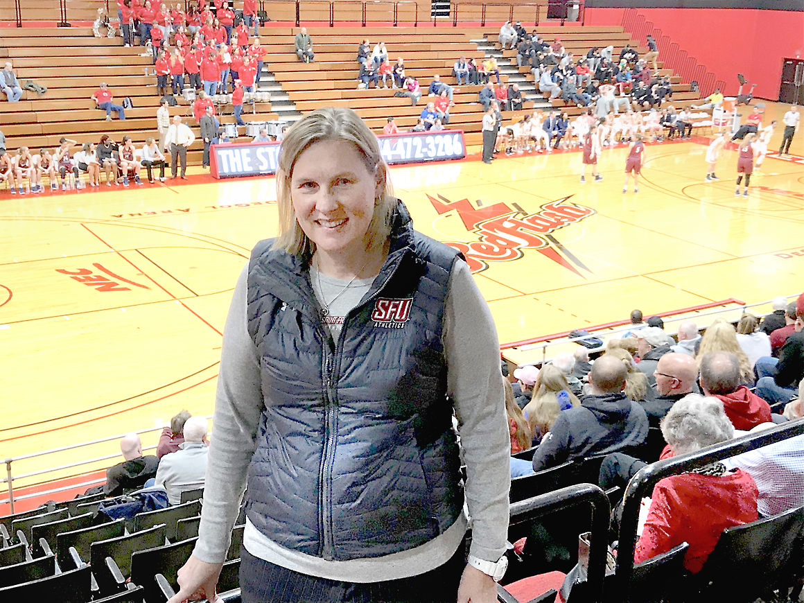St. Francis builds programs on athletic-academic synergy