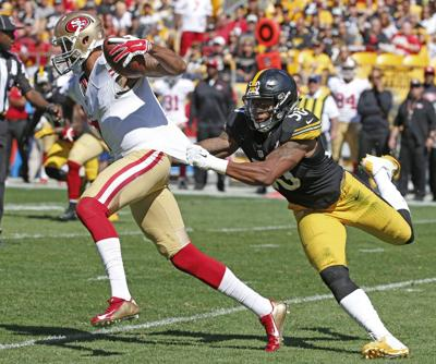 bc4be00e432 Steelers linebacker Ryan Shazier shines against 49ers | Sports ...