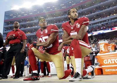 Colin Kaepernick national anthem