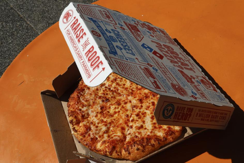 Moxham Domino S To Close New Location To Open On Goucher Street News Tribdem Com 3 true freaky pizza delivery horror stories you requested it, so here it is. moxham domino s to close new location