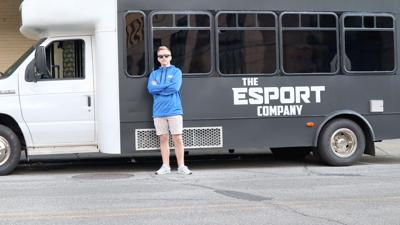 Esport Co. founder Seth Mason