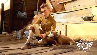 """Sgt. Stubby: An American Hero"""