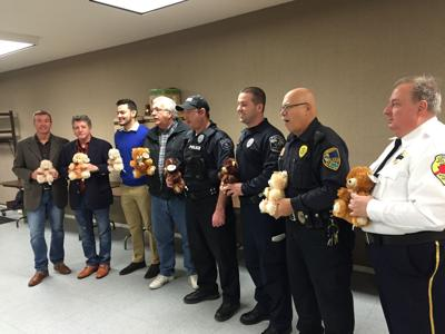 Crime Stoppers and Cuddles For Kids join forces